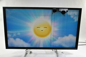 """Acer ET430K 43"""" LED LCD Monitor White - UM.ME0AA.001 (CRACKED SCREEN) PARTS ONLY"""