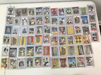 huge vintage baseball card lot 50s-70s Few 80s RCs HOF