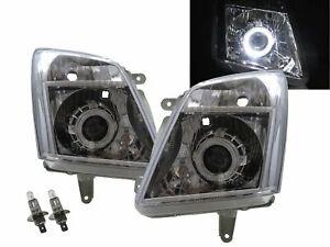 Rodeo RA MK3 2007-2011 Facelift Guide LED Angel-Eye Headlight CH for HOLDEN RHD