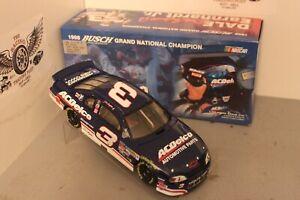 1998 Dale Earnhardt Jr. AcDelco Busch Champion 1/24 Action NASCAR Diecast