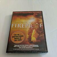 Fireproof (Collector's Edition) - DVD  Kirk Cameron, Erin Betha