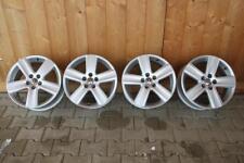 4x VW Polo 9N, 9N3 16 Zoll Alufelgen, 6,5Jx16 ET43, 5x100mm, 6Q0 601 025 S