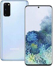 New Samsung Galaxy S20 4G LTE 128GB Cloud Blue SM-G980F Sim Free Unlocked