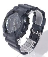 CASIO Watch G-SHOCK Cracked Pattern GA-100CG-2AJF Men's