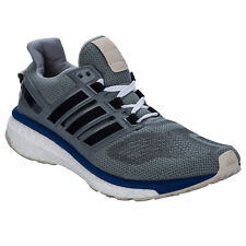 Mens adidas Mens Energy Boost 3 Running Shoes in Grey - UK 6 From Get The Label