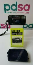 RICOH FF-3 AF SUPER Camera With RICOH Case And Instructions - BX10_210