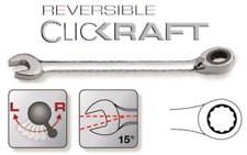 CLICKRAFT CHIAVE REVERSIBILE 17MM