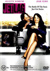 Jet Lag - Rare DVD Aus Stock -Excellent