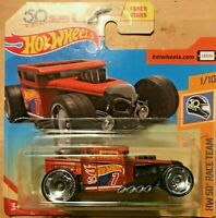 Hot Wheels Boneshaker - HW 50 Race Team