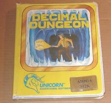 Decimal Dungeon for the Commodore Amiga - NEW