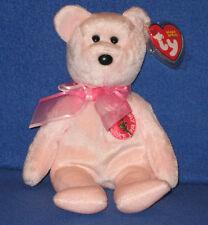 TY MOM-E 2004 the BEAR BEANIE BABY - MINT RETIRED