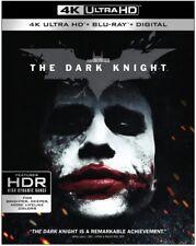THE DARK KNIGHT    (4K ULTRA HD) - Blu Ray -  Region free