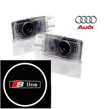 2 PICO PROJECTEUR LED AUDI SLINE A3 A4 A5 S3 S4 S5 A6 A8 TT Q3 Q5 Q7 TDI FSI