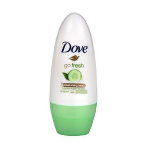 Dove Cucumber & Green Tea Roll On Deodorant 40ml