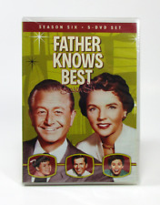 Father Knows Best: Season Six (DVD, 2011, 5-Disc Set) SEALED