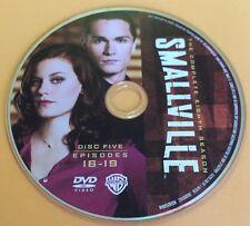 Smallville Season 8 Disc 5 Replacement DVD