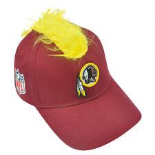 NFL Washington Redskins Spike Flex Fit Large XLarge Mohawk Reebok Hat Cap Stretc