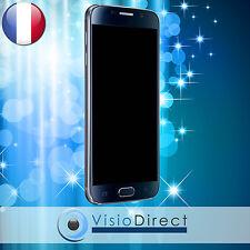 Ecran complet pour Samsung Galaxy S6 SM-G920F noir vitre tactile + ecran LCD