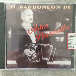 ASTOR PIAZZOLLA: Il Bandoneon di .. - Live (IT CD Replay RMCD 4123/OVP)