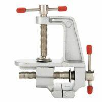 les petites outil de réparation clamp sur tableau étau bench vice - l'aluminium