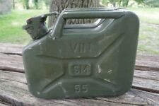 French army and Foreign legion wine tank