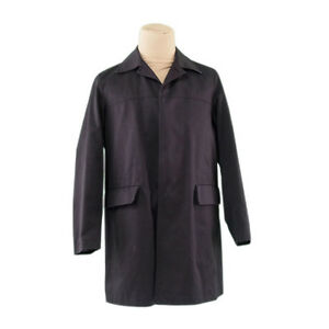 JIL SANDER Coats Jackets Black Mens Authentic Used H536