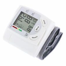 Home Health Care Arm Meter Pulse Wrist Blood Pressure Monitor Sphygmomanometer