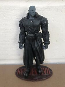 """PALISADES CAPCOM RESIDENT EVIL MR X TYRANT 8"""" ACTION FIGURE FROM 2001 - RARE"""