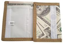 Lots 6 Packs 100$ One Hundred Dollar Bill Printed Thin Fashion Bi Fold Wallet