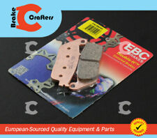 EBC FA196HH DOUBLE-H SINTERED MOTORCYCLE BRAKE PADS - 1 PAIR - MADE IN THE USA