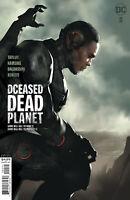 OF 6 CVR B MATTINA  DC Comics 08//04//2020 EB139 DCEASED DEAD PLANET #2
