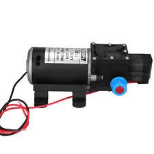 12V 100W 8L/Min 160psi ABS Pompe à Eau Auto-amorçante Diaphragme Haute Pression