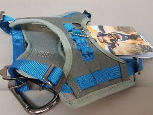 KURGO Dog Journey Harness Size Small Blue