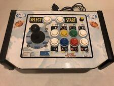 MAS Multi Arcade Systems Super Pro Stick Arcade Fight Stick Rare PS2