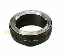 Konica AR Lens to Leica L Mount Adapter fits Leica TL2 TL CL SL camera US Seller