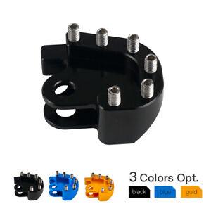 NiceCNC Brake Pedal Step Plate Tip For Suzuki RM125 RM250 DRZ250 DRZ400/E/S/SM