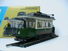 Diecast Tram MORTORISED Corgi,Blackpool Single Deck Tram 1:76 (OO)6/12v