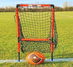 Junior Rugby Pass Master Target Spring Loaded  Solo Pro Training Equipment