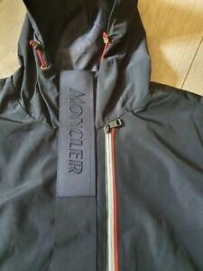 Mens  Moncler Waterproof Coat Size L 2