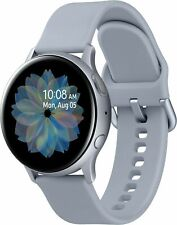 SAMSUNG Galaxy Watch Active2 Aluminium 40mm CS Smartwatch S/M Silver Kd-retoure
