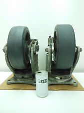 "Aerol SCRHD10-SA 10"" X 3"" shock absorbing caster wheel"