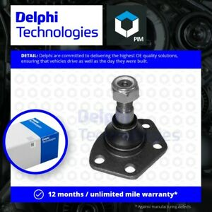 Ball Joint fits LDV MAXUS 2.5D Left or Right 05 to 09 Suspension Delphi Quality
