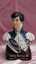 Werbefigur King George IV Old Scotch Whisky Deko Figur Skulptur Werbeartikel Rep