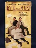 Kill The Man VHS ***Brand New Factory Sealed***