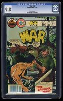 War #30 CGC NM/M 9.8 White