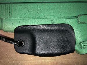 Kydex Trigger Guard for Glock 48 Black