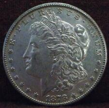 1878-S  $1 Morgan Silver Dollar  #1220 100% Original GEM UNCIRCULATED HIGH GRADE