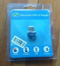 USB 4.0 Bluetooth V4.0 Dongle Adapter for PC Laptop Windows XP Vista 7