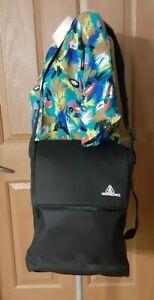 Respironics Inc. Black Medium Weight Padded Travel Bag CPAP Carrying Case II