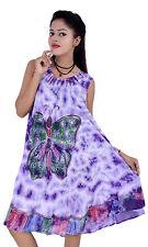 WEVEZ Boho Summer Evening Party Sundress Pack of 10 Dresses